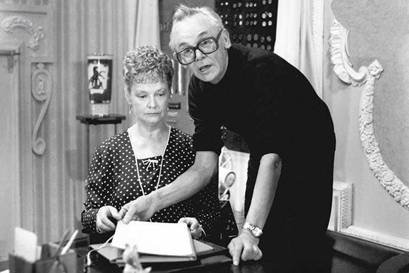 Многие завидовали Гребешковой, ведь быть замужем за режиссером, значит, получать много хороших ролей