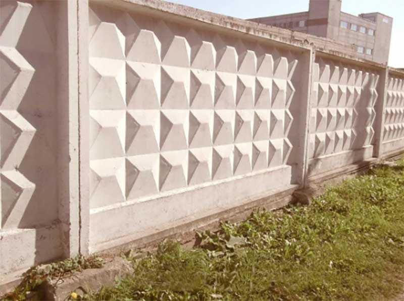 Кто создал известный в СССР забор с ромбиками?