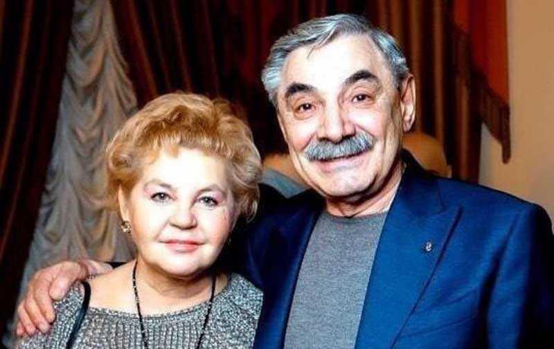 Александр Панкратов-Черный женился на возлюбленной, когда их сыну было уже 32 года