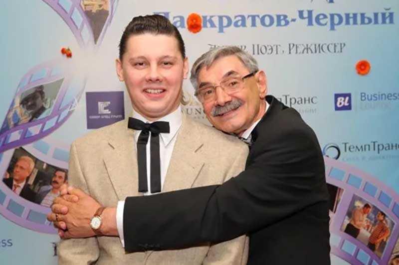 сын Панкратова-Черного