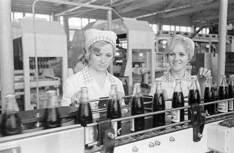 Как СССР обменял корабли на Пепси
