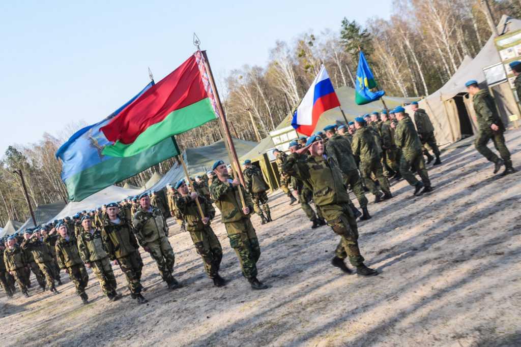 В Белоруссии проведут учения с участием российских военных
