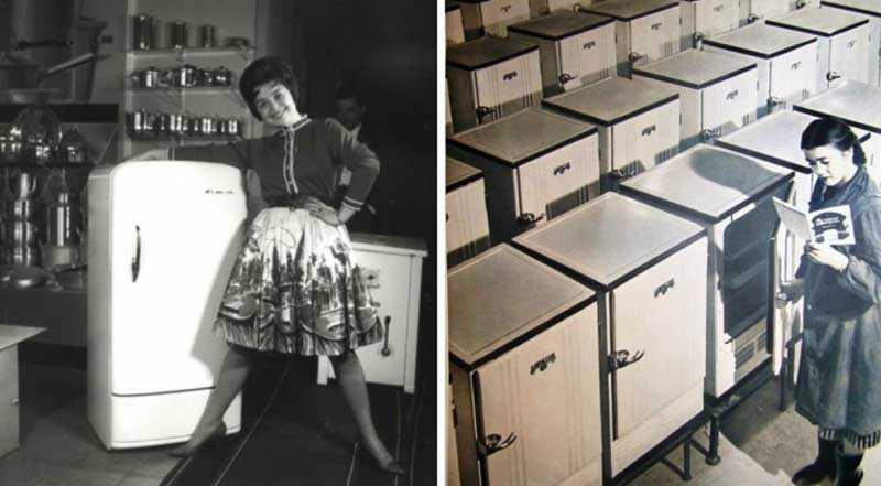 Многие холодильники СССР работали, невзирая на перепады напряжения