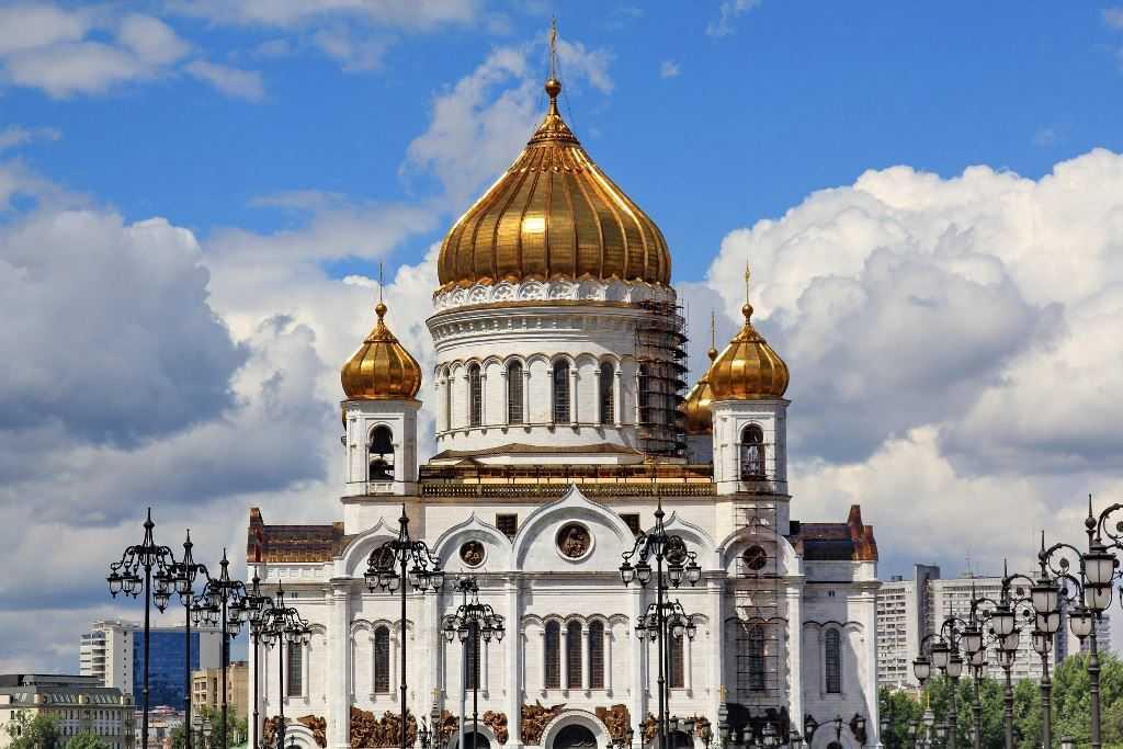 РПЦ выступает против ограничений доступа в храмы на Пасху