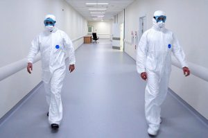 В Москве произошел резкий скачок числа заболевших COVID-19