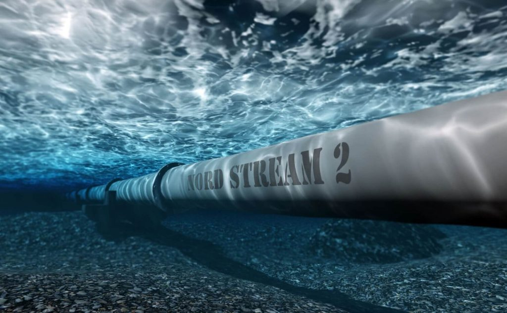 В России надеются достроить «Северный поток-2» до конца лета