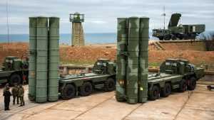 Стало известно о том, как российские ПВО отразили атаку Израиля по Сирии