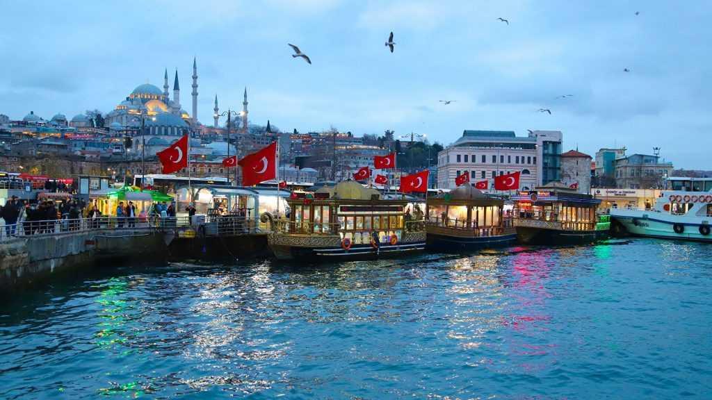 Полеты в Турцию из России могут ограничить