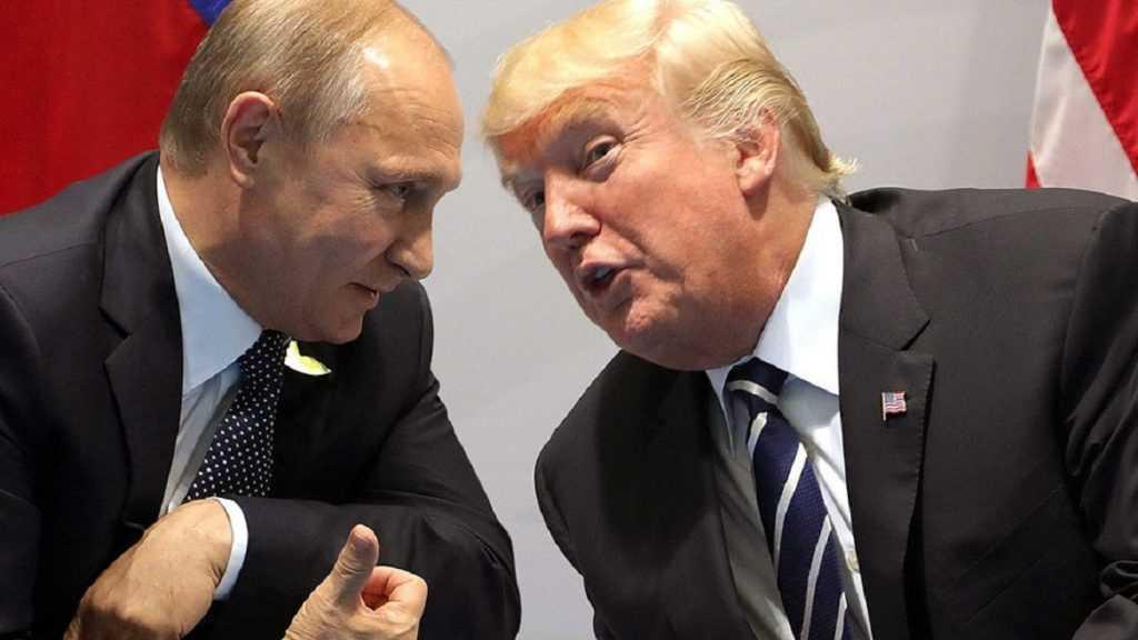 Трамп заявил о взаимной симпатии с Путиным