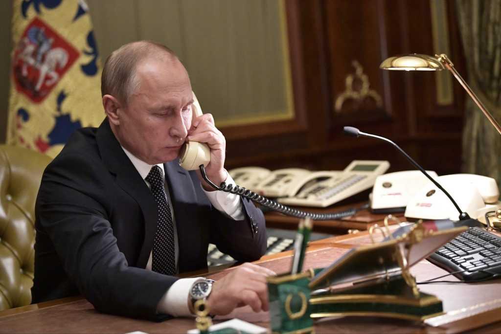Путин и Байден обсудили возможность личной встречи