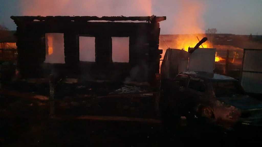 Количество жертв пожара на Урале выросло до пяти