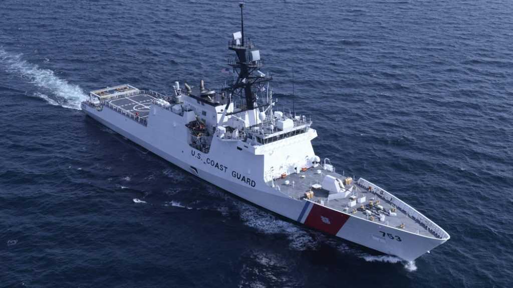 Американский патрульный катер направился в Черное море