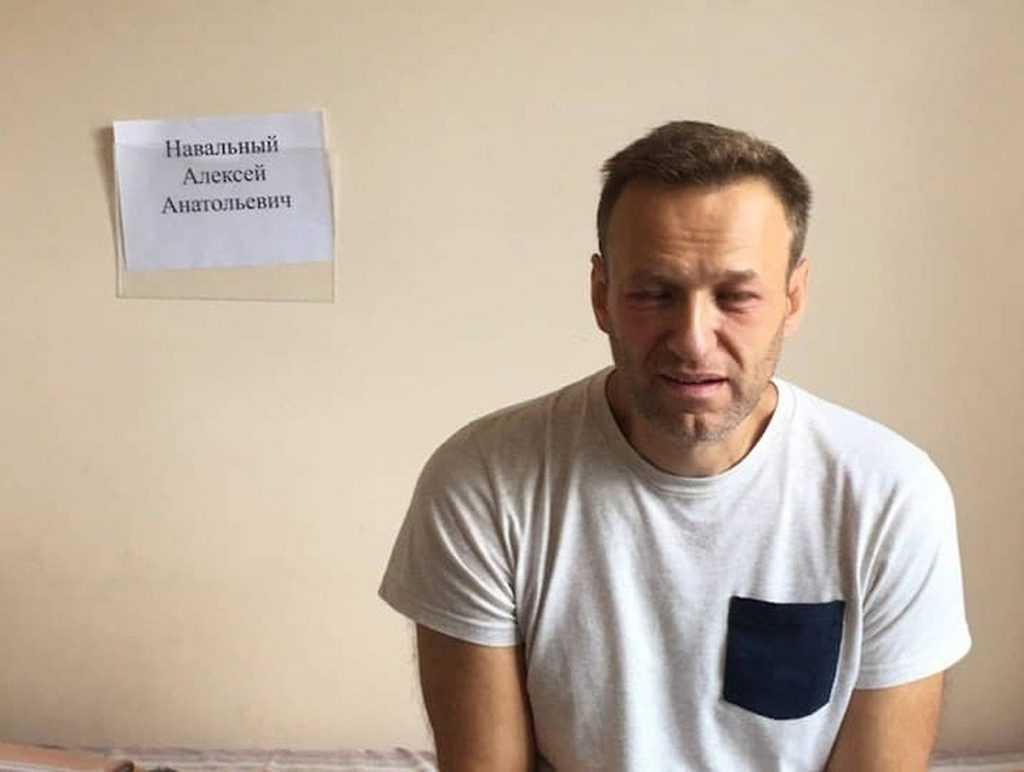 Москалькова сообщила, что здоровью политика Алексея Навального ничего не угрожает