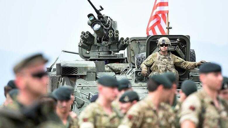НАТО у границ России увеличил активность