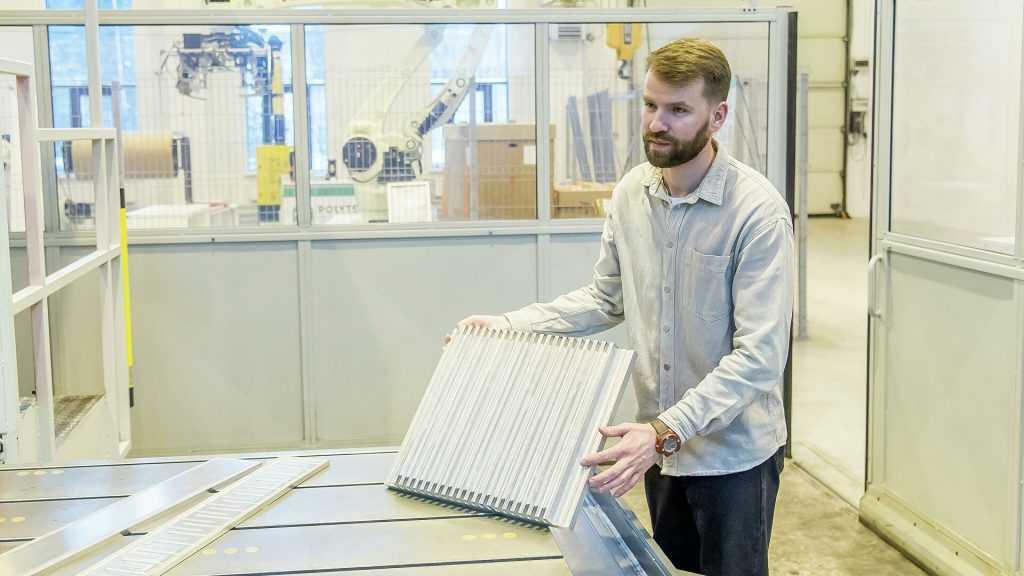 В России создан инновационный радиатор для охлаждения батарей электротранспорта