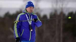 Валерий Польховский покидает пост тренера сборной РФ по биатлону