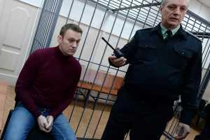 Алексея Навального перевели из ИК в больницу