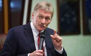 В Кремле сообщили о красной линии в отношениях России с Украиной