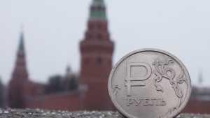 Рубль может упасть до исторического минимума