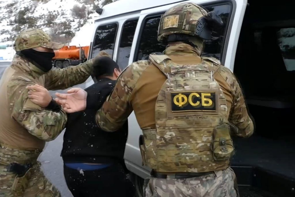 В России задержали членов украинской радикальной группировки, которые планировали взрывы и вооруженные нападения