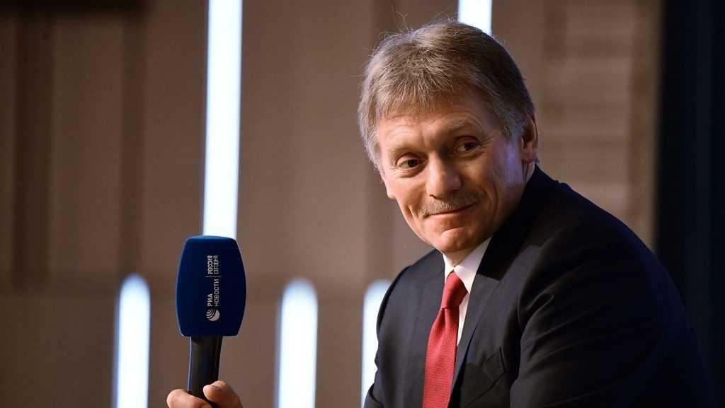 Ковидный кризис ещё не прошёл – заявил Песков