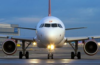 Пассажирский Airbus A-320