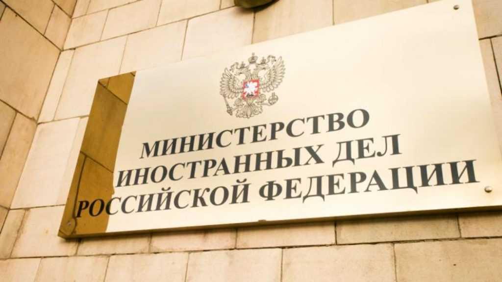 Песков сообщил, что будет реагировать на действия чешских властей