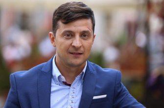 Зеленский предложил Путину встретиться в Донбассе