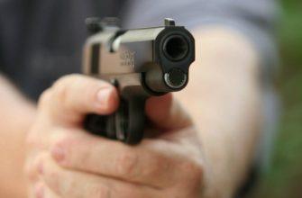 В Нижегородской области неизвестный прострелил мальчику лицо на улице