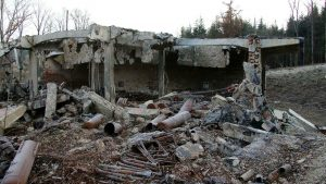 Со склада боеприпасов во Врбетице поставляли оружие в Украину