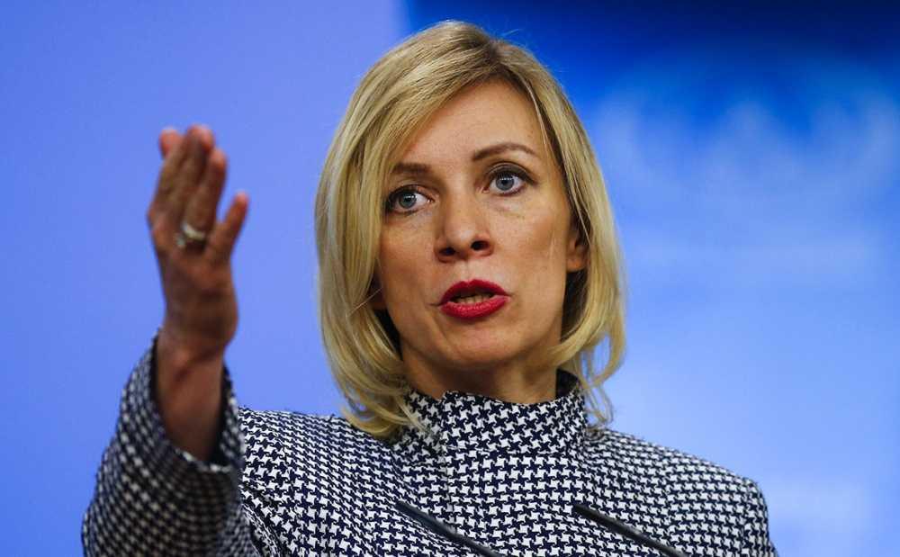 Мария Захарова призывает Америку и Евросоюз не вмешиваться в политику Молдавии