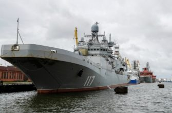 Корабли Северного флота вошли в Черное море