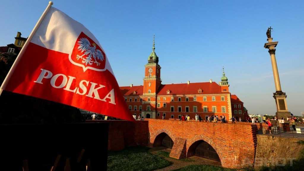 Власти Польши отвергают обвинения в провокациях возле российского проекта Nord Stream-2