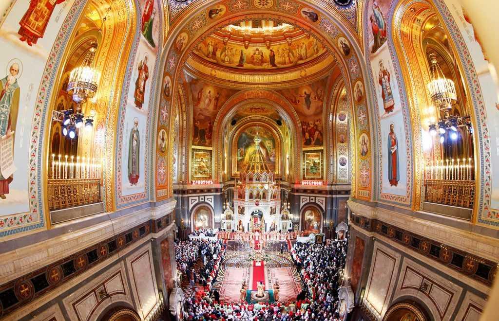 РПЦ не хочет ограничения доступа в храмы на Пасху