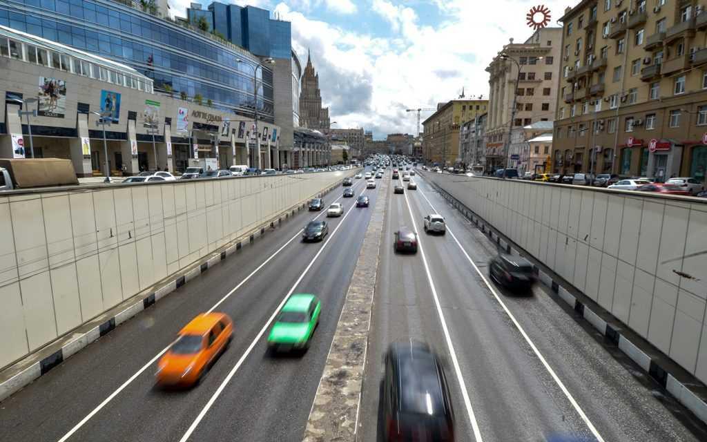 В России могут появиться новые дорожные знаки для контроля скорости