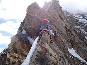 Российские альпинисты пропали в Гималаях