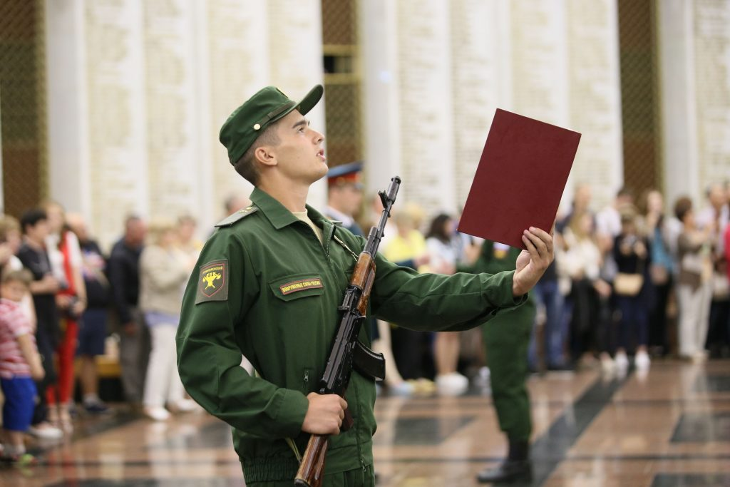Новые правила воинского учета готовят в Госдуме