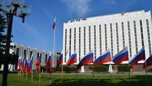 В США думают об очередной порции санкций и высылке российских дипломатов