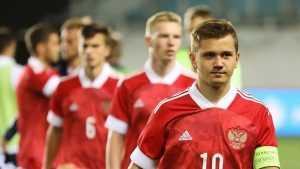 Молодежная сборная РФ по футболу выбыла с ЧМ-2021