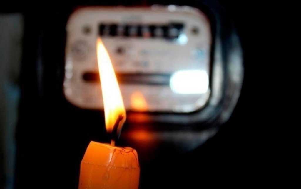 Почти весь Сахалин из-за аварии лишился электроэнергии
