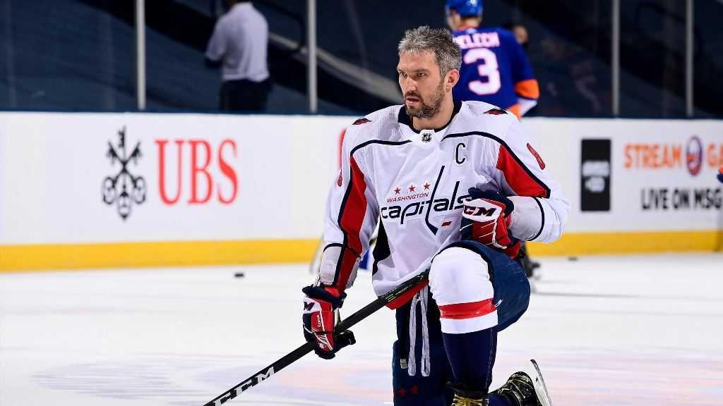 Хоккеист Александр Овечкин получил травму