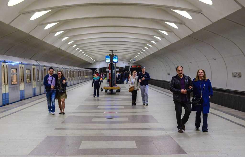 Восстановили движение на «серой» ветке столичного метро