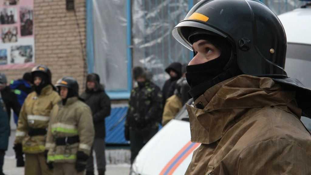 Пожар полностью потушен после взрыва газа в Нижегородской области