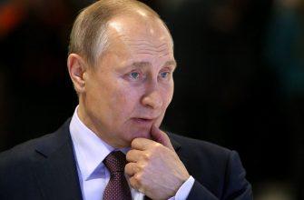 Путин удивился содержанию школьных учебников