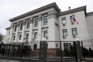 Россия объявила сотрудника посольства Украины персоной нон-гранта