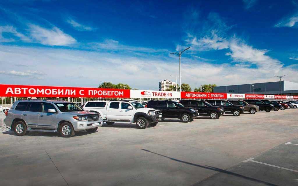 В России дорожают подержанные авто