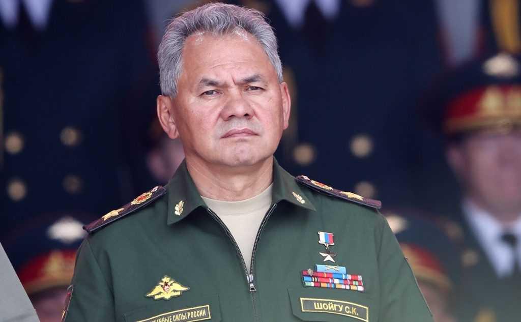 Шойгу заявил о повышении активности НАТО у российских границ