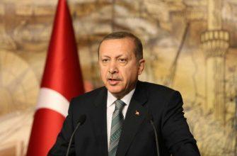 Эрдоган участвует в разрешении конфликта России и Украины