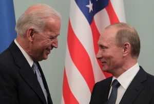 Владимир Путин встретится с Джо Байденом