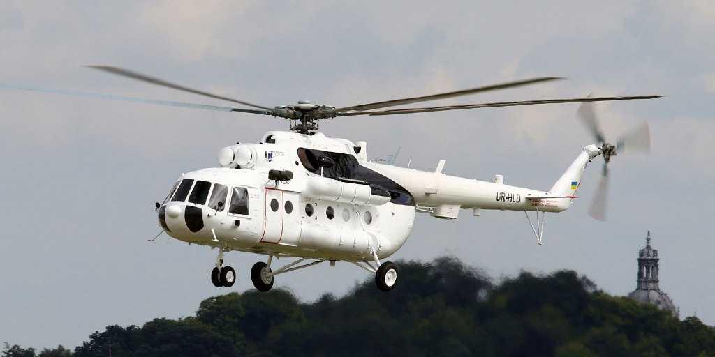 На Камчатке исчез вертолет Ми-8